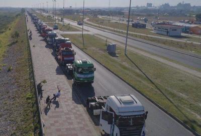 Óscar Salomón espera llegar a un acuerdo para levantar paro de camioneros – Prensa 5