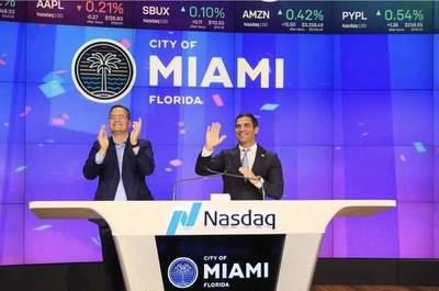 """Miami comercializará su propia moneda virtual, el """"MiamiCoin"""" disponible desde este 3 de Agosto 2021"""