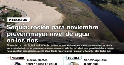 La Nación / LN PM: Las noticias más relevantes de la siesta del 2 de agosto