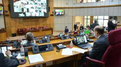 Senado aprueba con modificaciones proyecto que busca investigar a grupos criminales