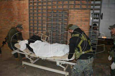 Autoridades del CODI dan detalles del tiroteo con miembros del EML