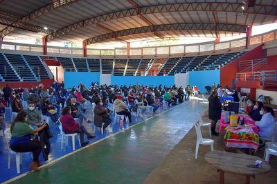 Más de 900 personas recibirán segunda dosis en Villarrica
