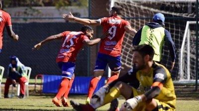 Resumen del partido Atlético Colegiales 3-2 3 de Noviembre