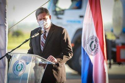 Agua que Essap toma del río Paraguay: al ritmo de bajante, a 50 días de crisis