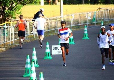 El maratonista Derlys Ayala expresa su orgullo por estar en los Juegos Olímpicos