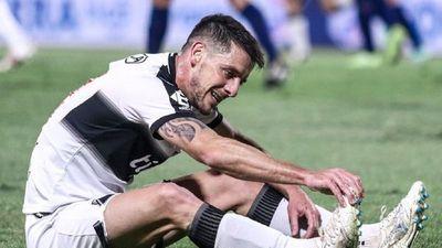 Alejandro Silva se pierde los dos partidos ante Flamengo