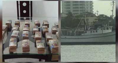 ¡Inaudito! Narcos compran barco de bandera estadounidense para llevar cocaína