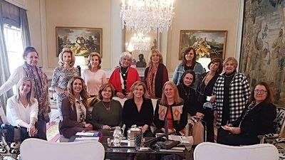Una paraguaya  es la nueva presidenta de la Asociación Diplomática de Ayuda
