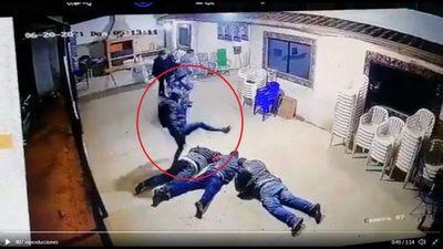 Preso sambuku involucrado en asalto a un  intendente