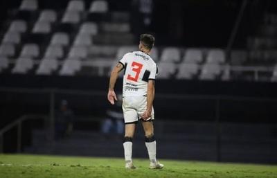 Alejandro Silva, descartado para los partidos contra Flamengo