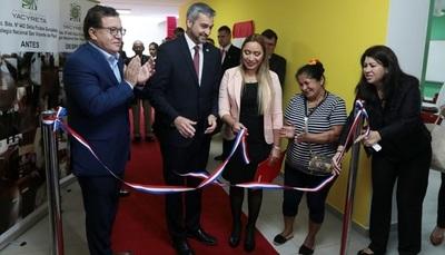 Entregarán en Pilar inversiones en salud, educación y producción financiadas por la EBY