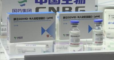 La Nación / Vacunados con Sinopharm: afirman que segunda dosis están aseguradas