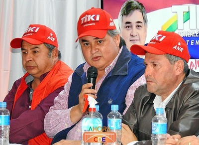 Tiki González anuncia UNIDAD de COLORADOS en FRANCO