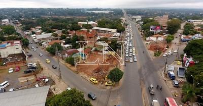 La Nación / MOPC habilitó desvíos en zona de Tres Bocas para la readecuación de la avenida Acceso Sur