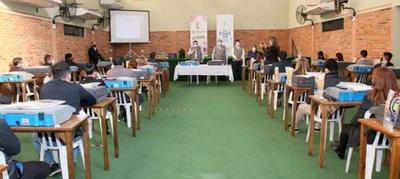 Iniciaron las capacitaciones para funcionarios electorales de cara a las municipales – Prensa 5