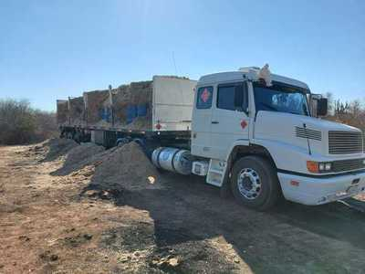 Investigarán a militares por ingresar camión con precursores a un predio castrense