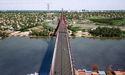 """Wiens muestra futuro puente que """"irá a la nada"""""""