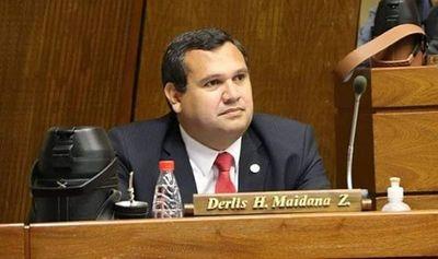 Desde Honor Colorado no habría objeción para que Comisión para investigar secuestros y vínculos sea bicameral, según diputado Derlis Maidana