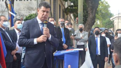 PLRA presentará una demanda penal por el caso Itaipú.