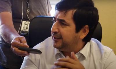 """Armando Riveros: """"El ministro solo dio promesas, no se firmó ni medio papel"""""""