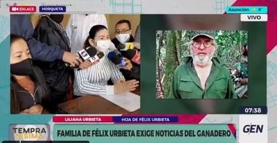 """El abatido """"Alejandrito"""" Ramos ya era comandante del EML, dice hija de Félix Urbieta"""