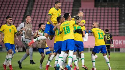 Brasil se clasifica para la final de Tokio 2020