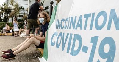 La Nación / Casi 60% de la población europea recibió una dosis anti-COVID