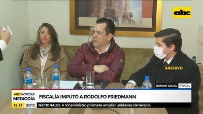 Preliminar de Friedmann se suspendería por recusación pendiente