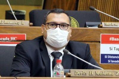 Apoyo a terroristas por temor frena la detección de criminales, dice diputado