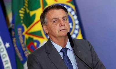 """Jair Bolsonaro sube el tono contra el voto electrónico y advierte: """"No aceptaré intimidaciones"""""""