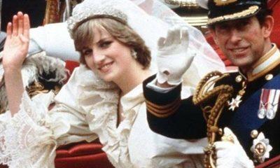 Subastarán un pedazo del pastel de bodas de la princesa Diana
