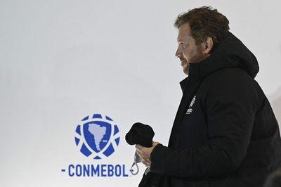 La CONMEBOL de Domínguez destaca dinero distribuido en su mandato