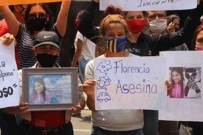 Familiares de Natalia Godoy organizan manifestación frente al JEM para exigir justicia