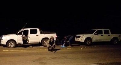 Dos policías y un un guardia de seguridad fallecieron tras ataque en San Alfredo