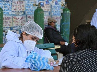 Bolivia confirma el primer caso de hongo negro en un paciente recuperado del COVID