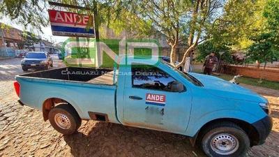 Malvivientes abandonan vehículo robado en zona de Guairá – Prensa 5