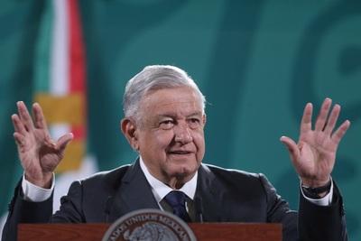 López Obrador amenaza con denuncias a distribuidores de gas en huelga