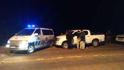 Brutal emboscada deja tres fallecidos