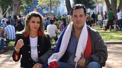 """Marly Figueredo: """"Tengo la conciencia supertranquila"""""""