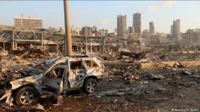 A un año de la explosión en Beirut, la tragedia sigue impune
