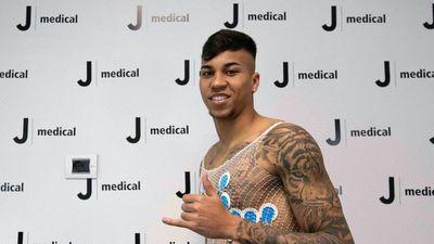Kaio Jorge pasa el reconocimiento médico con Juventus