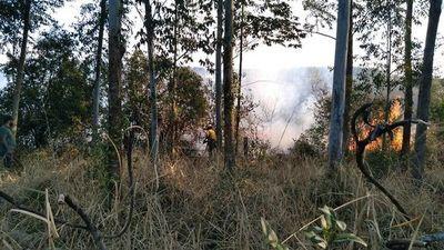 Cuantiosos daños económicos por incendio en San Juan Nepomuceno