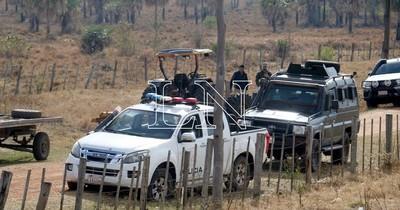 """La Nación / Forense confirma que los policías """"fueron rematados"""" con disparos de corta distancia"""