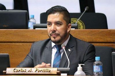PLRA propone a Carlos Portillo para integrar directorio de la DIBEN
