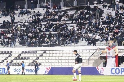 Olimpia contará con el apoyo de su hinchada ante Flamengo en Para Uno
