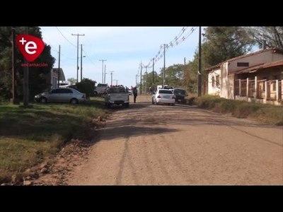 ANUNCIAN INICIO DEL PRIMER TRAMO DE ASFALTO EN EL BARRIO CHAIPÉ DE ENCARNACIÓN