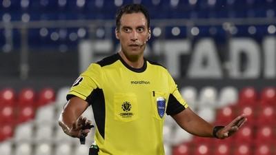 Rapallini pitará el juego de Olimpia ante Flamengo