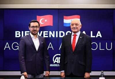 Embajador destaca fortalecimiento de relaciones entre Paraguay y Turquía a través de los medios