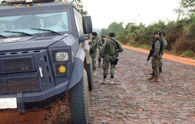 """Militares y Policías están """"muy desprotegidos a la hora de combatir todo tipo de criminales"""", dicen"""