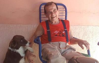 Carlitos Vera fue intubado y su famila pide oración